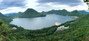 榛名湖全景10