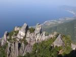 鹿児島県 大隅半島・鬼岳(おんたけ)などでのクライミングツアー